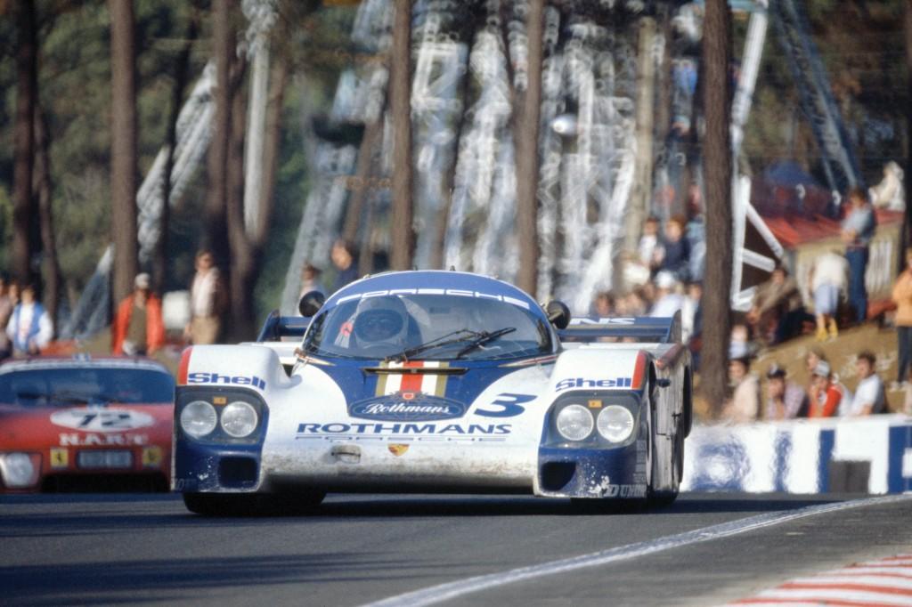 1982 Le Mans 24 hours.