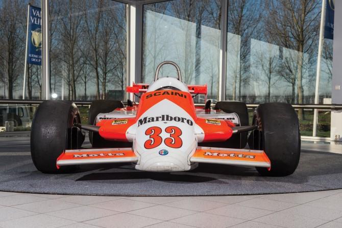 1980 Alfa Romeo 179B Formula One