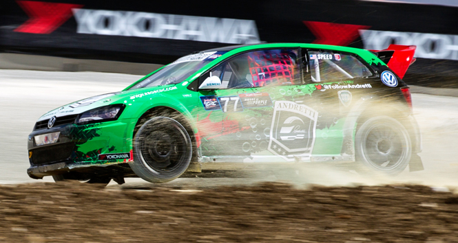RED BULL GLOBAL RALLYCROSS ANNOUNCES VOLKSWAGEN RALLYCROSS NY JULY 19-20