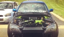 All Speed Innovations – Time Attack STI