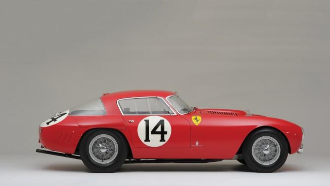 953 Ferrari 340/375 MM Berlinetta 'Competizione'