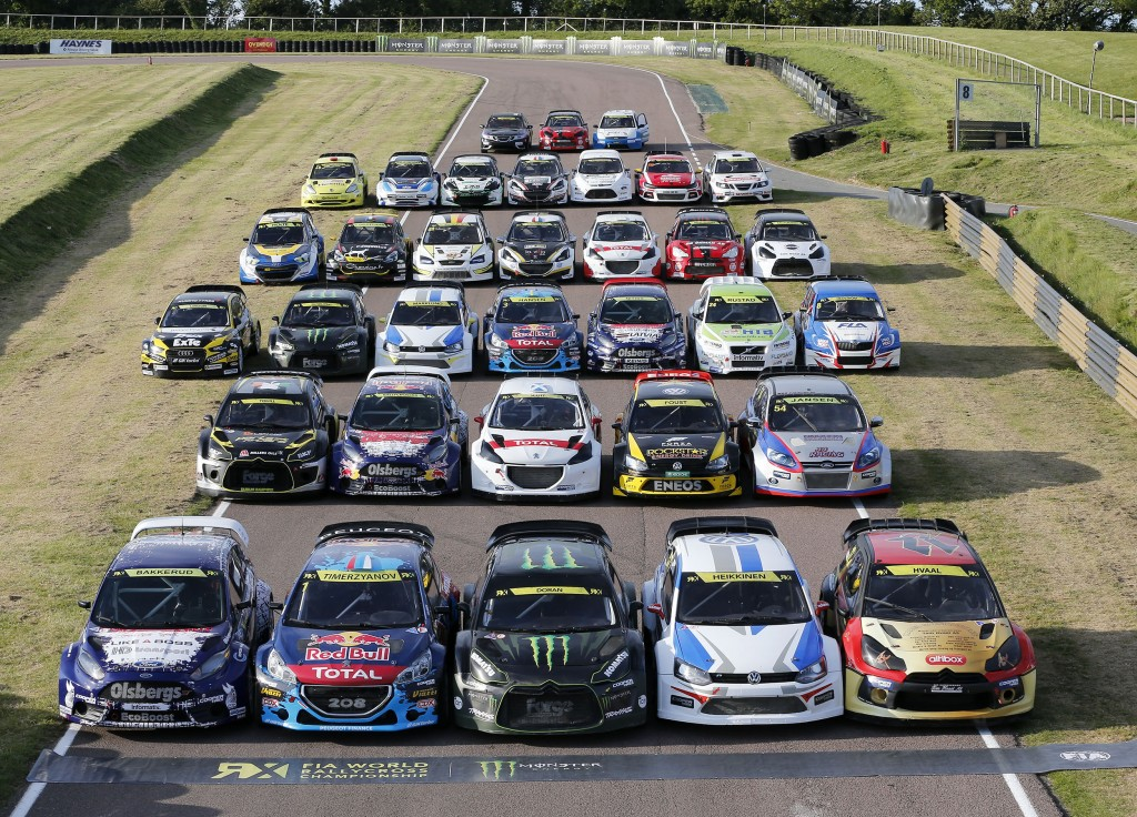 World RX at Lydden Hill 5
