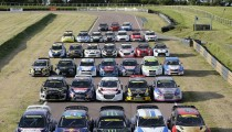 FIA World Rallycross Championship Wows Huge Lydden Hill Crowd