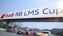 2014 AUDI R8 LMS CUP BOASTS STRONG FIELD