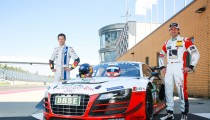 WORLD RALLY CHAMPION IN AUDI R8 LMS ULTRA