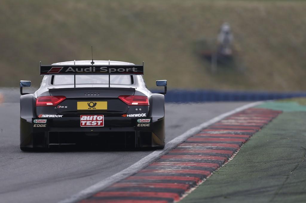 Motorsports / DTM 2. race Oschersleben