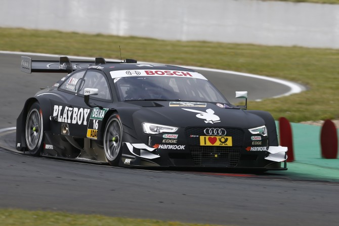 New Track Record in DTM Qualifying by Audi Sport's Miguel Molina