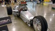 Frogman Rocket II 1000 HP Trike
