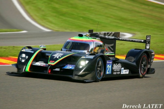 Strakka Dome Continues Test Program at Spa