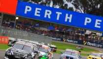 MOFFAT AND CARUSO RACE THEIR WAY INTO PERTH TOP 10; JACK DANIEL'S RACING SURVIVE THE BATTLE AT BARBAGALLO