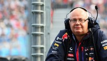 Infiniti Red Bull Racing F1 chief designer Rob Marshall talks upgrades
