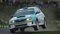 Always Evolving Racing's Sterckx Gets His Hat Trick the Oregon Trail Rally