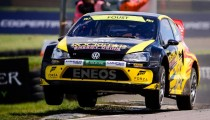 Rockstar Energy's Tanner Foust wows fans in Europe