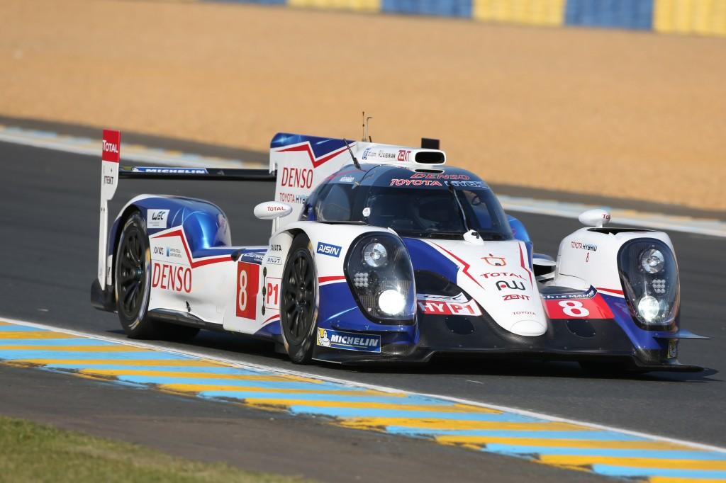 Le Mans Test