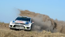 VOLKSWAGEN IN GOOD FORM AT THE SHAKEDOWN IN ITALY