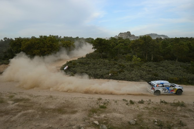 VOLKSWAGEN'S OGIER WINS HIS FOURTH RALLY OF THE WRC SEASON