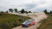 HYUNDAI SHELL WRT SCORES DEBUT THREE CAR FINISH AND CLOSELY-FOUGHT POLISH PODIUM
