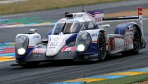 TOYOTA RACING OUT OF LUCK AT LE MANS
