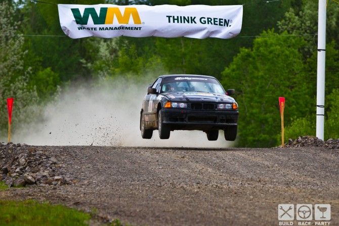 Brakim Racing at Susquehannock Trail Performance Rally