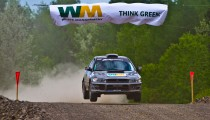 Rally Team Kaltak at Susquehannock Trail Performance Rally