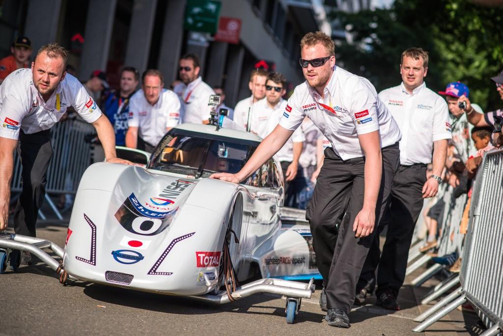 Nissan ZEOD RC Le Mans 24 Hours 2014
