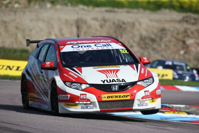 HONDA KEEN TO CONTINUE CROFT WINNING WAYS