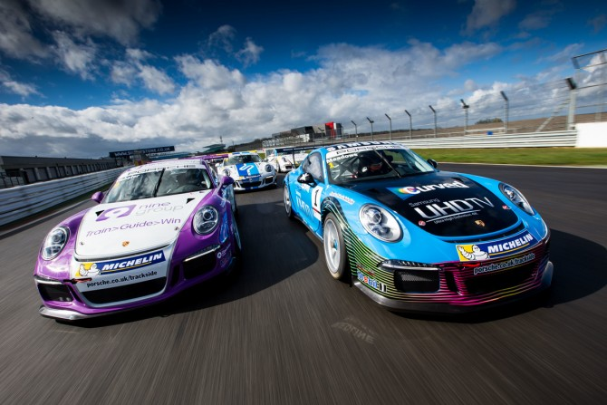 PORSCHE CARRERA CUP GB CHAMPIONSHIP HEADS TO LE MANS