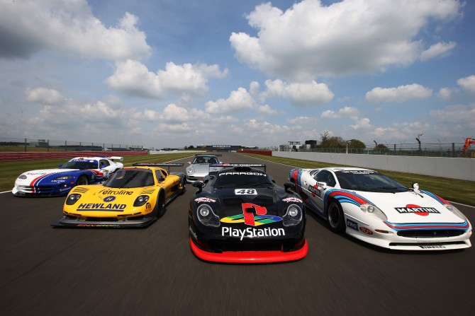 GT LEGENDS READY TO ROAR AGAIN