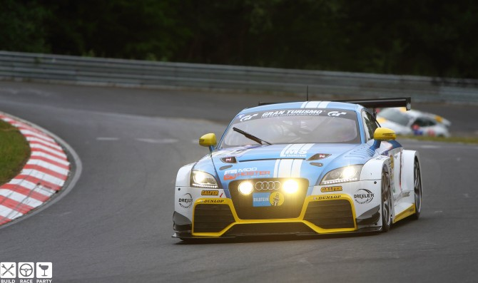 THE AIR WAR IS ON AT THE NURBURGRING 24!!!!