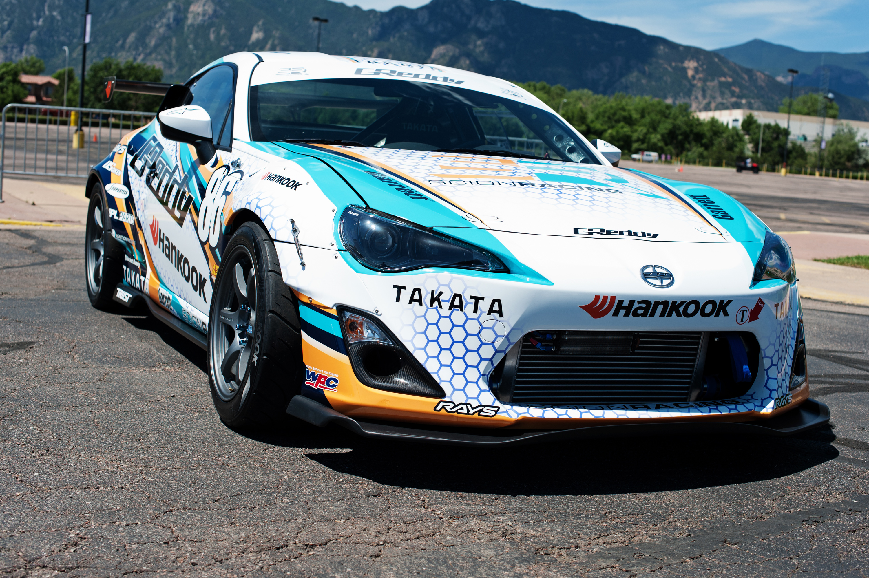 Drifting Star Ken Gushi To Race Scion Fr S At Pikes Peak