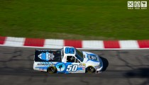 BRP's Bad Luck Weekend at NASCAR Camping World Truck Series