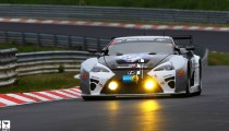 42nd ADAC Zurich 24h Race at the Nürburgring
