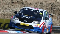 STAR BTCC ROOKIE TO TACKLE BRITAIN'S LONGEST HILLCLIMB