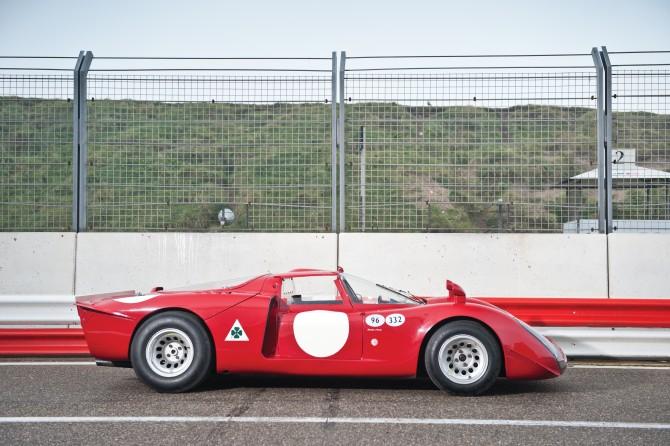 1968 Alfa Romeo T33/2 'Daytona'