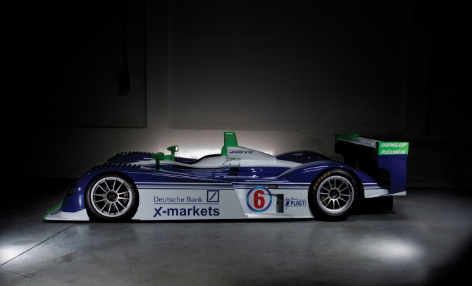 2001 Dallara SP1 Le Mans Prototype
