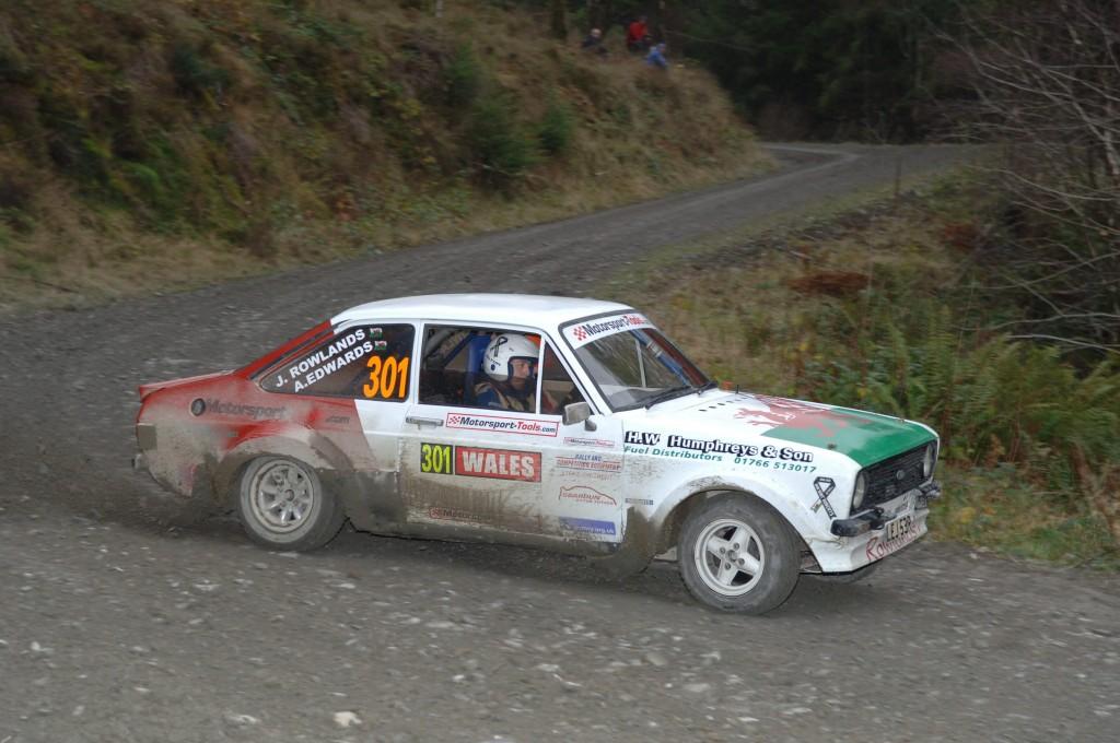 2013 Wales Rally GB