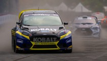 PATRIK SANDELL WINS INAUGURAL RED BULL GLOBAL RALLYCROSS VOLKSWAGEN RALLYCROSS DC