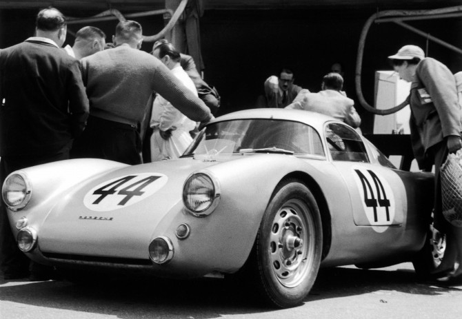 PORSCHE AT LE MANS: PART 1, 1951 TO 1971