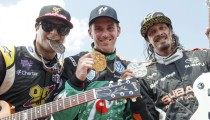 RED BULL GLOBAL RALLYCROSS RACE RECAP: X GAMES AUSTIN