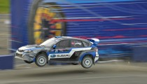 SUBARU DRIVERS LASEK AND ISACHSEN ON PACE IN WASHINGTON D.C.