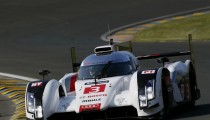 SUCCESSFUL LE MANS 24 HOUR TEST FOR AUDI R18 E-TRON QUATTRO