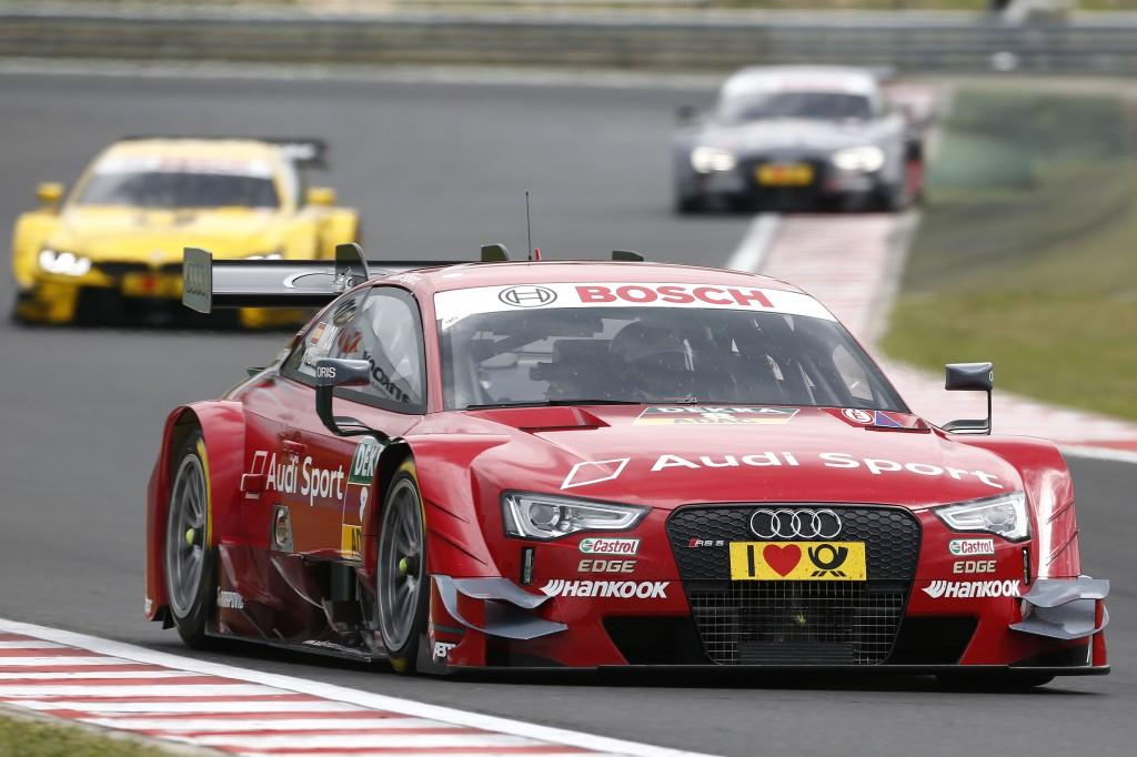 Audi Sport Audi RS 5 DTM #8 (Audi Sport Team Abt Sportsline), Miguel Molina