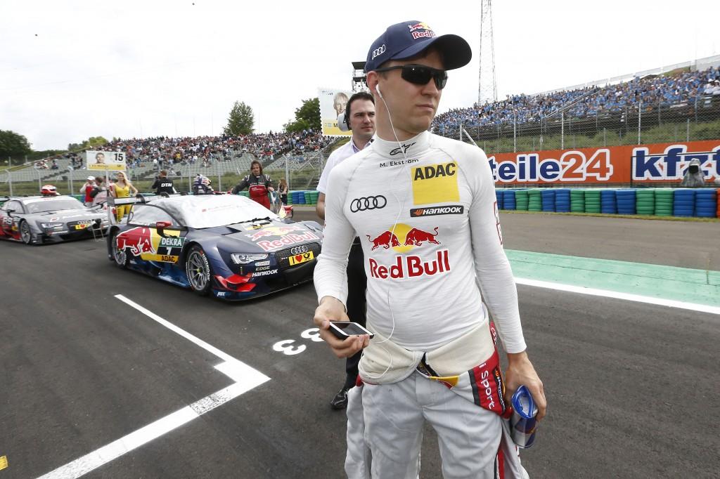Motorsports / DTM 3. race Budapest