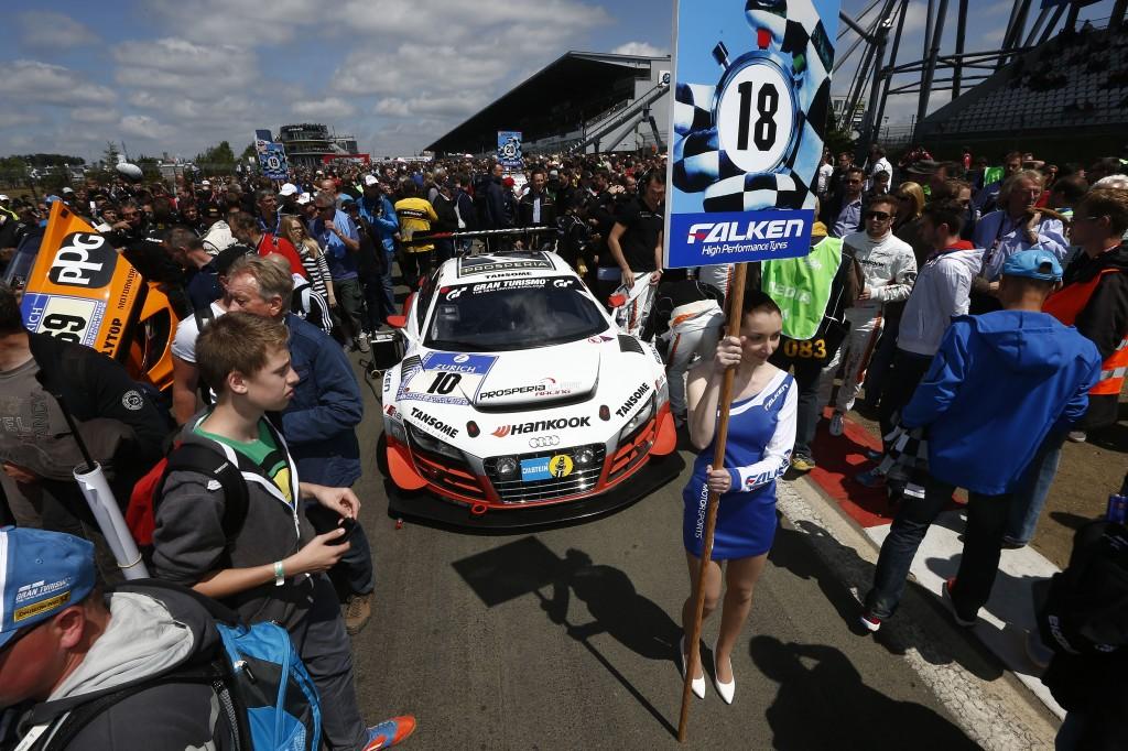 Motorsports / 24h-Rennen Nürburgring