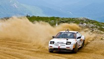 William Petrow of Broken Motorsports at Team Oneil Rally School