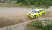 BRAKIM Racing New England Forest Rally 2014