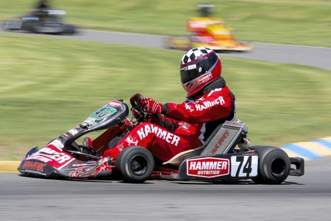 Four ways to get your kart to the race track