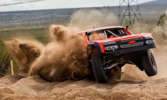 The Mint 400 premiers July 6TH on NBC as part of The Red Bull Signature Series