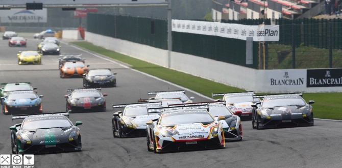 2014 Blancpain 24 Hours of Spa