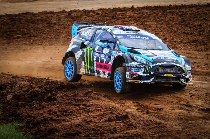 Ken Block Wins in Charlotte!